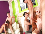 Gay male group sex origies post thumbnail pics free and free group sex gallery men at Crazy Party Boys