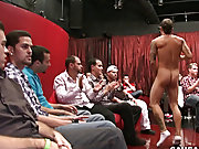 Gay twink college sex and hardcore gangbang gay pics...