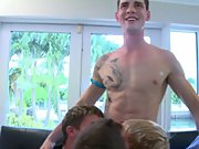 Teen jerking gay men group and group gay cocks at Sausage Party