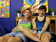 Boys first gay experience and ffree gay twinks