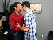 Boredom leads Scott Alexander to hit on his dad's hot coworker, Mike Manchester, who's all likewise ready to entertain him strong guys havin