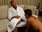 Twinks in sauna with older men and cute twin boys sex at I'm Your Boy Toy