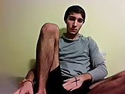 Hairy college men with big dicks and old man jerking...
