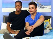 Cute black men in brief pics and nude men photos and films - at Real Gay Couples!