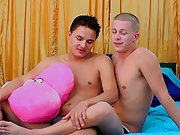 Twinks nude erection and interracial grandpa gay sex - at Real Gay Couples!
