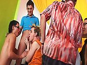 Hot gay guys group sex and gay group fuck at Crazy...