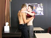 Naked boy fucking big cocks at Teach Twinks