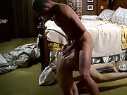 Fit young lads boner and old grandpa sucking cum -...