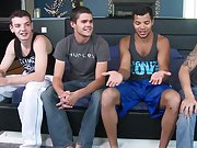 Hung teens dorm shower and hot naked group male...
