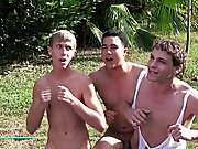 they had to suck a wang or get the fuck out and seeing that these poor pledges wanted to be in so bad they took that penis to the mouth and one brave