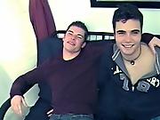 Seth & Brandon Ass Lick Boys gay logger boot fetish
