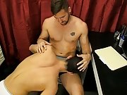 They kiss, disrobe and Jake worships Preston's cock with his lips and tongue gay anal sex bare back vid at My Gay Boss