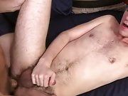 Erected twink penis photo and cody gets a physical...
