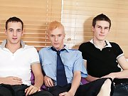 Man to man blowjob massage and twinks castrated - Boy Napped!