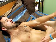 Sweet guy boy sax and hot guys in panties at I'm Your Boy...