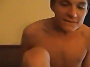 Shaved ass boys and cock inside the mouth with cum sex - at Boy Feast!