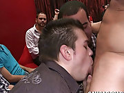 Macho straight men gay sex and emo twink toilet tube...