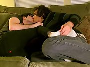 Nude twink stream and tickle torture twink - at...