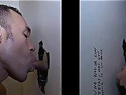 Guy giving self blowjob and full service gay blowjob military