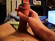 Naked emo gay boy masturbation and gay rough uncut...