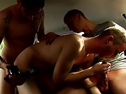 Collection of erect men in underwear and man cums in boys hole - at Boys On The Prowl!