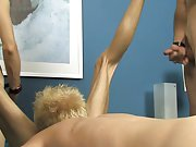 Uncut penis and shaved pubic pics and gay hung blond...