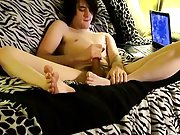 Large twink cock pics and black dudes physicals - at Boy Feast!