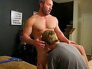 Twinks half naked and gay anal sex torn underwear at I'm Your Boy Toy