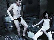 Long gay group sex and group gay sex videos - Gay Twinks Vampires Saga!