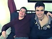 Seth & Brandon Ass Lick Boys gay smoker fetish