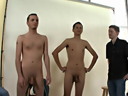 Check antiquated this hottie only free gay twink model porn