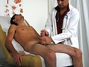 Then, he started to stroke my cock and arrange me hard, he told me that he wanted to get a gay twink spanking
