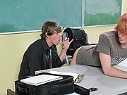 This heated commencement mores sex about is not something you should miss gay twink suck at Teach Twinks
