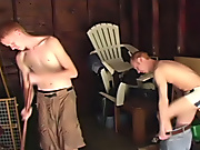 Watch Jarrin and Patrick suck and fuck their ways to their bedroom where the cleaning assembly ends amateur gay twinks bohy