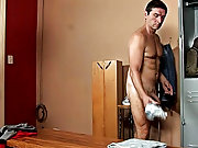 It took solely a diminish movement on the towel to make the younger lover catch- the cock with his dÂbouchand start blowing away a