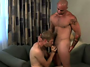 Sam lined up Quentin to help him with a demo of the Fleshjack, and ends up getting a bonus blowjob gay ebony hunk
