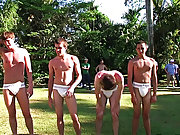 two teams the winners are exempt from hell week mature gay group sex