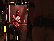 Butch returns for more parody in the Vauxhall leather club, this term with muscle bound Tim gay bear gatherings in ohio at Alpha Male Fuckers