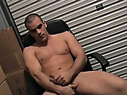 Sebastion was enjoying this and getting into it amateur boys club