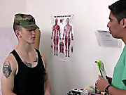 Mick is a handsome young man joining the ROTC and he wants a career in the army gay teen amateur