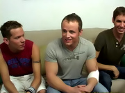 Both Shane and Chad really liked Kent and were cheering him on to do the shoot with them regan whore andnot ga