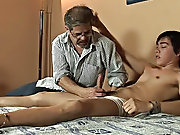 Both got in the raw, and the big grey-haired dude demanded that the boy screws his horny butt bizarre gay sex