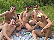 Everyone was hesitating in whom to give head to gay porn first time