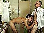 Turned on by the touch, the twink starts eating the guy's establish shaft and the giant puppet ends up in the boy's posterior hardcore man o
