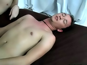 The two of them were connecting while they fucked and I knew that I just needed to capture it, so I kept my mouth shut as they fucked gay interracial
