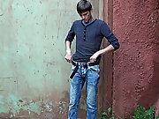 Outdor Peeing nude men outdoors photos