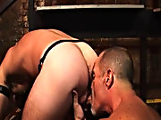 Holding his butt open for him, it's soon pounded hard and high-speed, feeling every inch being propel inside gay bears coming out at Alpha Male F