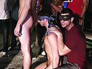 So last week we received some footage that was submitted from this fraternity out in Ohio gay group orgy pics