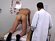 I explained to him we have to examine his genitals so I took my hand and station it at he base of his semi-hard penis...I felt and palpated the beam o