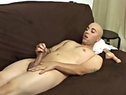 His name is Rusty, and he is 22 years old, and broke to all limits amateur gay cock